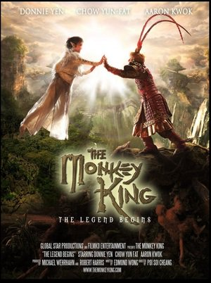 Nonton Film The Monkey King: The Legend Begins (2016) Subtitle Indonesia Streaming Movie Download