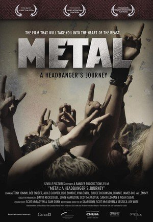 Nonton Film Metal: A Headbanger's Journey (2005) Subtitle Indonesia Streaming Movie Download