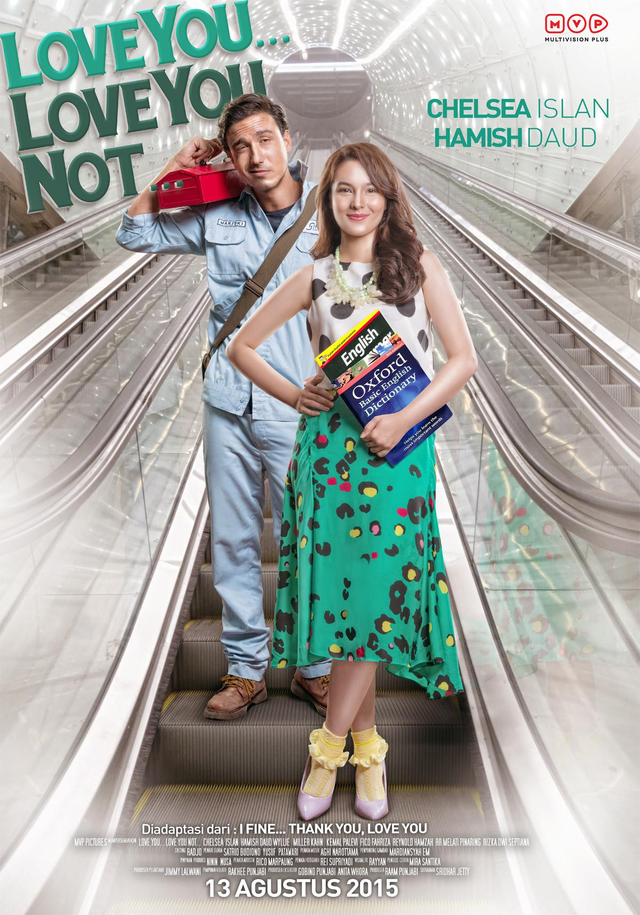 Nonton Film Love You… Love You Not (2015) Subtitle Indonesia Streaming Movie Download