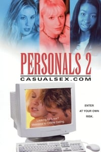 Nonton Film Personals II: CasualSex.com (2001) Subtitle Indonesia Streaming Movie Download