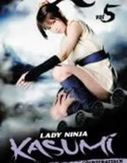 Nonton Film Lady Ninja Kasumi Volume 5 (2009) Subtitle Indonesia Streaming Movie Download
