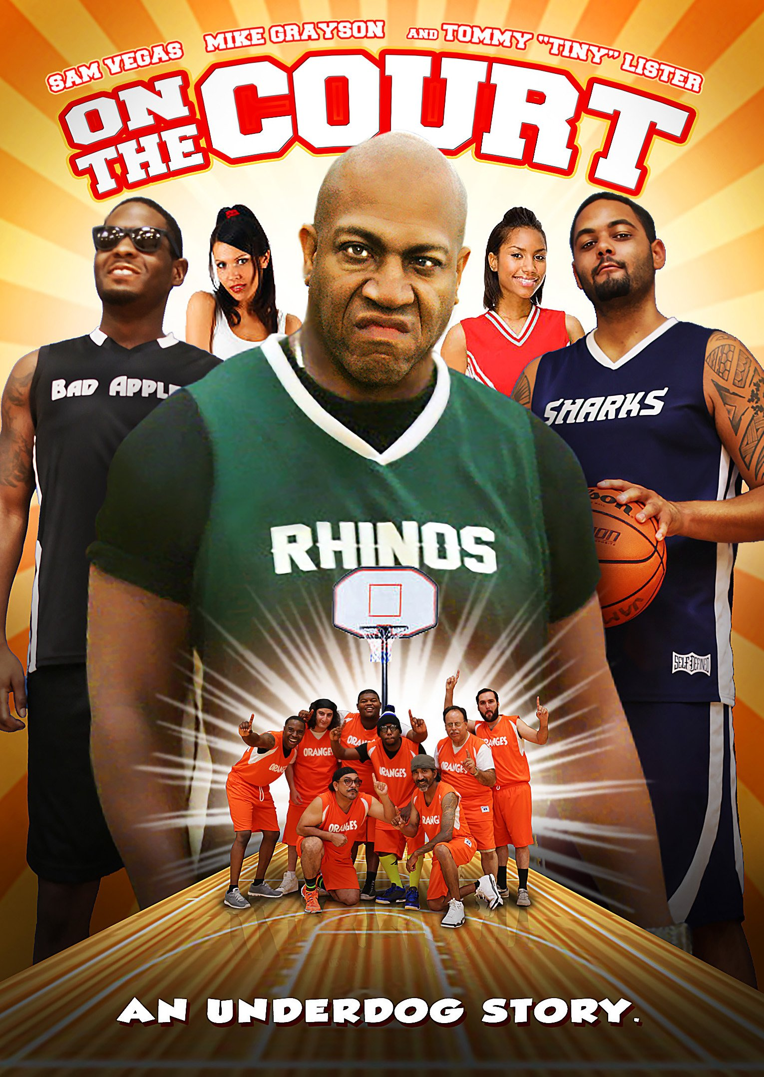 Nonton Film On The Court (2017) Subtitle Indonesia Streaming Movie Download