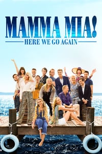 Nonton Film Mamma Mia 2 (2018) Subtitle Indonesia Streaming Movie Download