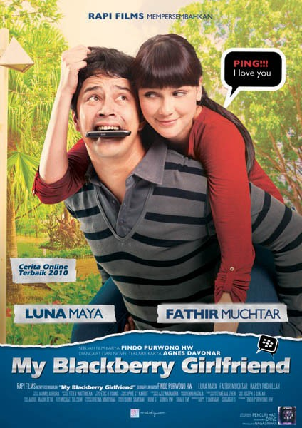 Nonton Film My Blackberry Girlfriend (2011) Subtitle Indonesia Streaming Movie Download